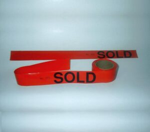 SOLD Message Flagging and Tags