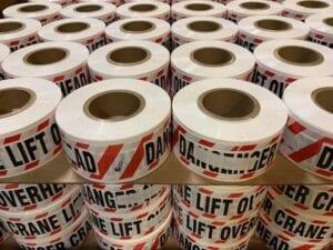 Barricade Tapes - Custom Printed
